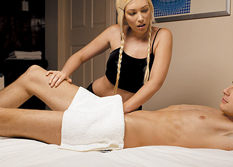 happy enging massage lekkere modellen