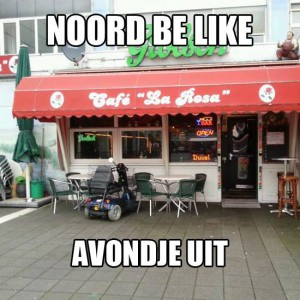 Noord Amsterdam OURGROUND