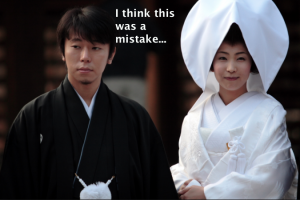 Japan marriage