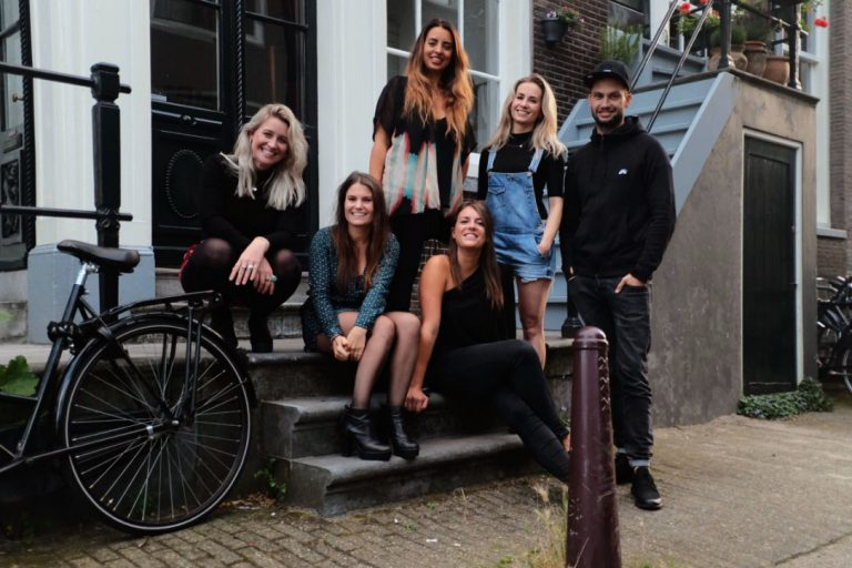 OURGROUND over en door Amsterdammers